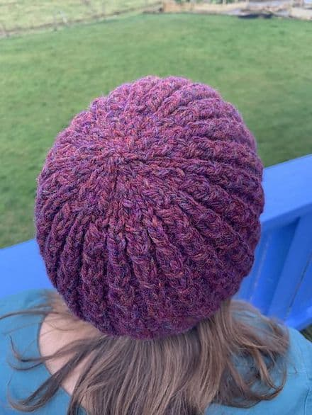 Connections Beanie - Mandy Moore - Olach Designs