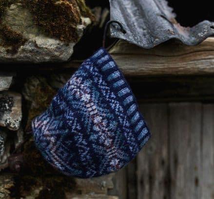 Da Crofter's Kep - Shetland Wool Week Pattern 2021 - Wilma Malcolmson