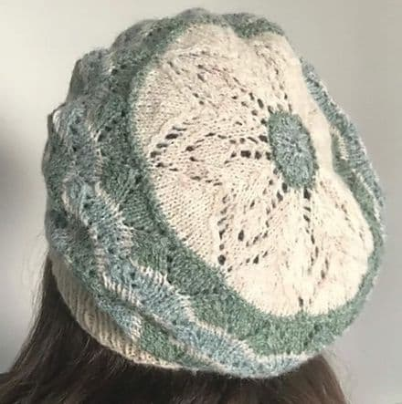 Daalamist Lace Hat - Wilma Malcolmson