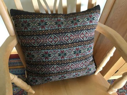 Hairst Cushion  - Wilma Malcolmson