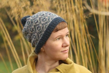 Northdale Hat - Gudrun Johnson