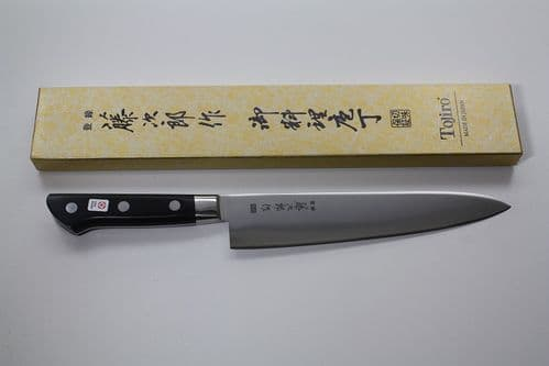 "Tojiro DP Gyuto knife # F-808 Blade 210mm / 8.3"" Handle 125mm"