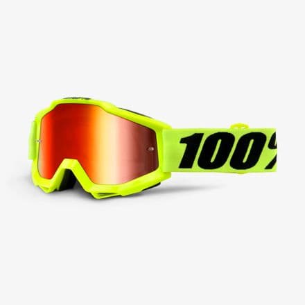 Accuri Goggles Fluo Yellow