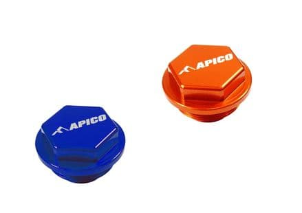 Apico Rear Reservoir Cover KTM/HUSA/HUSKY/SHERCO/GAS 125-525 04-21
