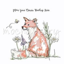Personalised General Occasion Cards | Personalised Animal Cards