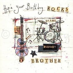Brother Birthday Cards   Brother Cards   Brother Greeting Cards