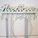 Cream 'Necklaces' Hooks