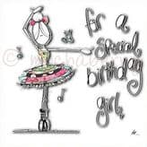 For A Special Birthday Girl Card