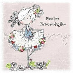 Personalised Girl Birthday Cards | Girl Cards | Personalised Cards