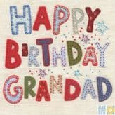 Grandad Happy Birthday Card