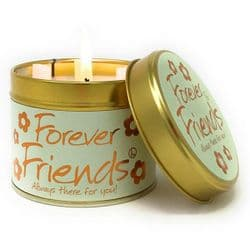 Lily-Flame Forever Friends Scented Candle Tin | mochaberry