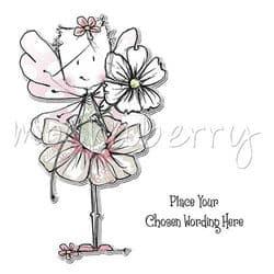 Personalised Girl Birthday Cards   Fairy Cards   Personalised Card