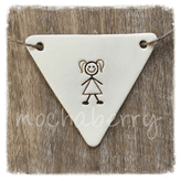 Personalised Family Bunting - GIRL