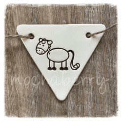 Personalised Family Bunting   Family Garlands   Our Family Bunting