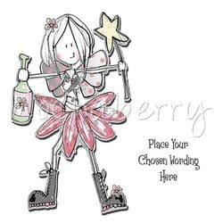 Personalised Girl Birthday Cards | Fairy Cards | Personalised Card