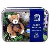 Teddy Sewing Kit - Gift in a Tin
