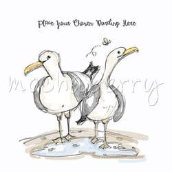 Personalised General Occasion Cards   Personalised Animal Cards