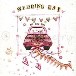 Wedding Cards   Wedding Day Cards   On Your Wedding Greeting Cards