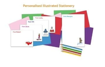 Order Details for Personalised, Illustrated Cards & Notepaper