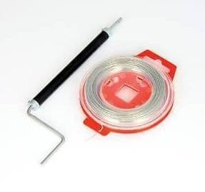 Bike it Safety lock wire tool with 30m wire TLSWPL12