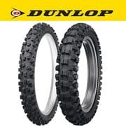 Dunlop Geomax Off-road Rear