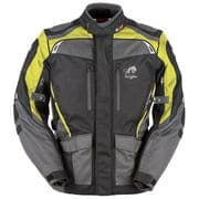 Furygan Apalaches Textile Jacket Black/Grey/Yellow
