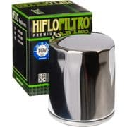 Hiflofiltro Chrome oil filter