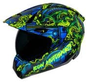 Icon Variant Pro Helmet Willy Pete *Glow in Dark