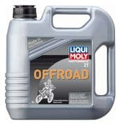 Liqui Moly 2T Semi Synthetic Offroad 4L LQM3066
