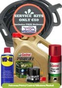 Oil & Oil Filter and Chain Lube Kit