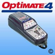 Optimate 4 Battery Charger SAE