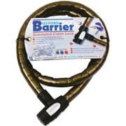 Oxford Barrier cable lock 1.5 m smoke OF145