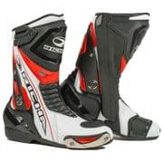 Richa Blade WP boots Black/White/Red
