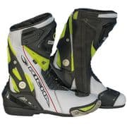 Richa Blade WP Boots White/Black/Fluo