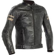 Richa Hawker Leather Jacket Grey