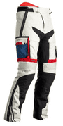 RST Adventure-X CE Textile Trousers Blue/Red