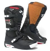 TCX Comp Kids MX Boots Black