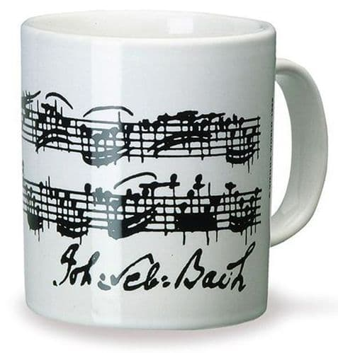 Bach Mug by VW