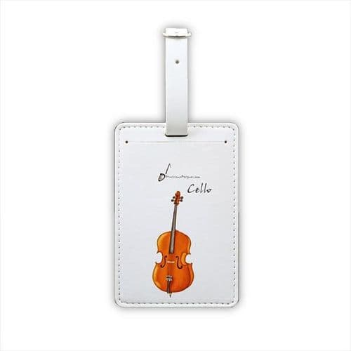 Cello Luggage Label by MD