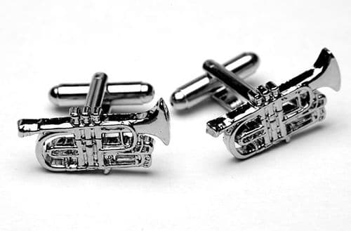 Cornet Cufflinks by Gifticuffs