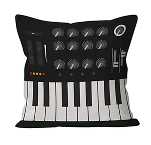 Cushion Cover - Synthesizer by Mygifts