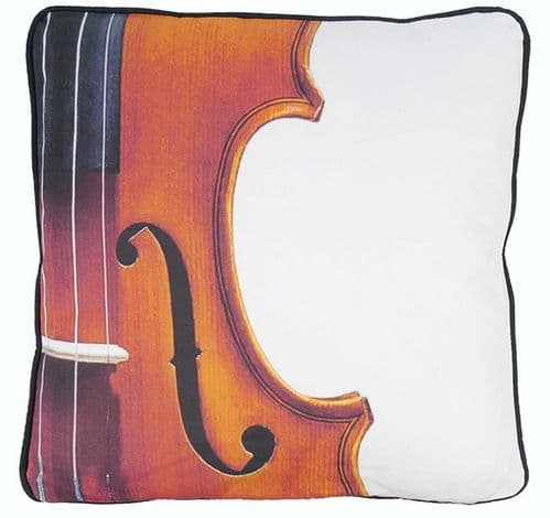 Cushion Cover - Violin by AGR