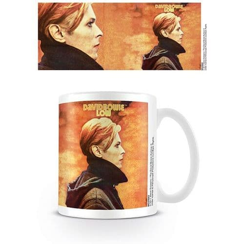 David Bowie Low Mug