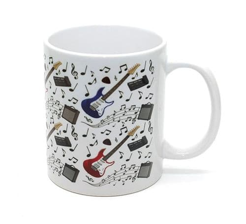 Electric Guitar Mug by MGO