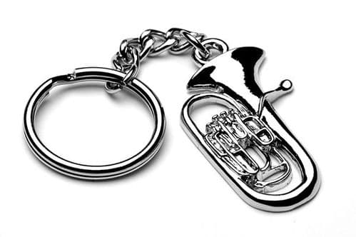 Euphonium Keyring by Gifticuffs