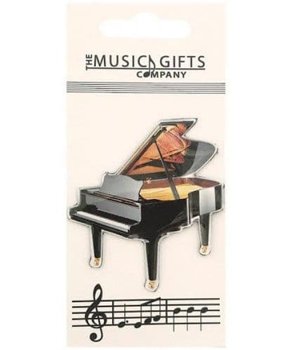Grand Piano Fridge Magnet by MGC