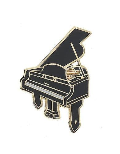 Grand Piano Lapel Pin by AIMG