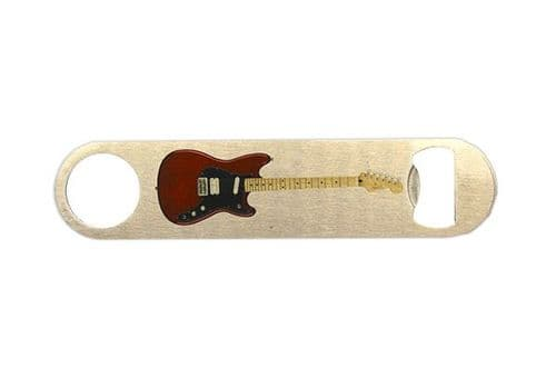 Guitar Blade Metal Bottle Opener