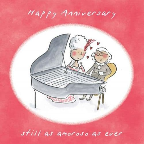 Happy Anniversary Card by HM