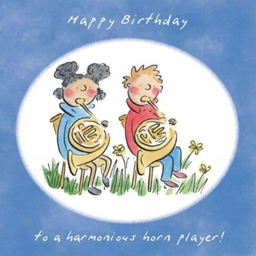 Happy Birthday To A Harmonious Player by HM